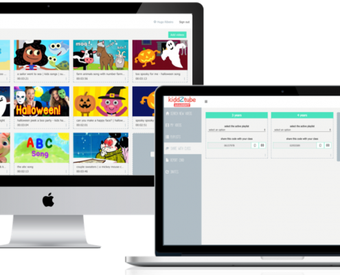 KiddZtube Academy | New Teachers Platform by Magikbee