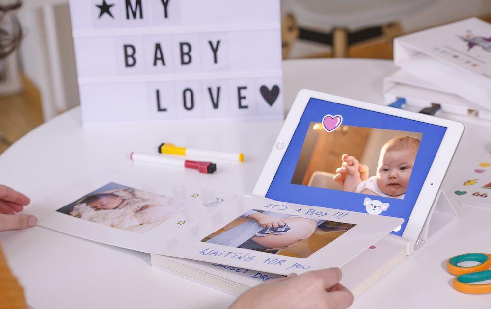 Skrappify | Digital Scrapbook kit that links to your tablet | Magikbee