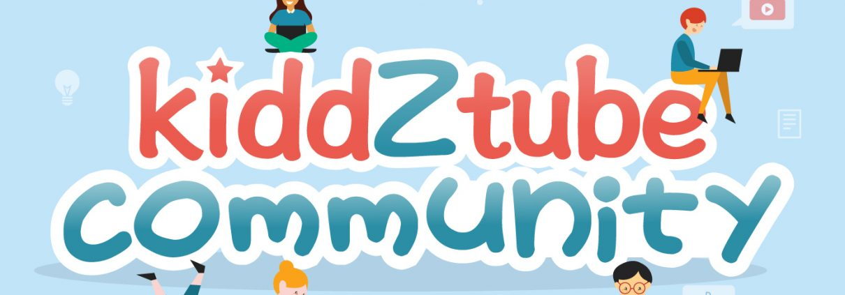 Join Our Online Safety Community Where Parents Contribute to kiddZtube